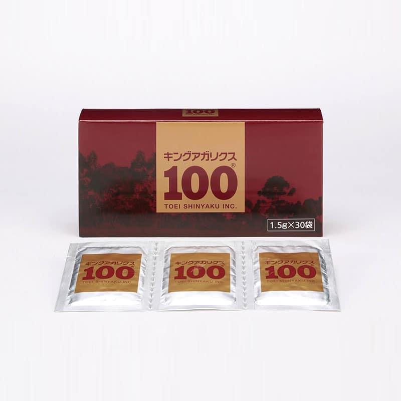 Kingagaricus100