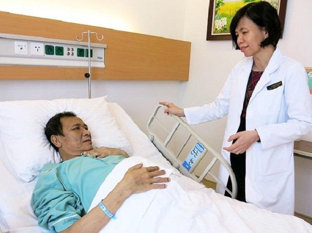 Lợi ích khi thực hiện liệu pháp giúp bệnh nhân giảm mệt mỏi. Nguồn: Internet